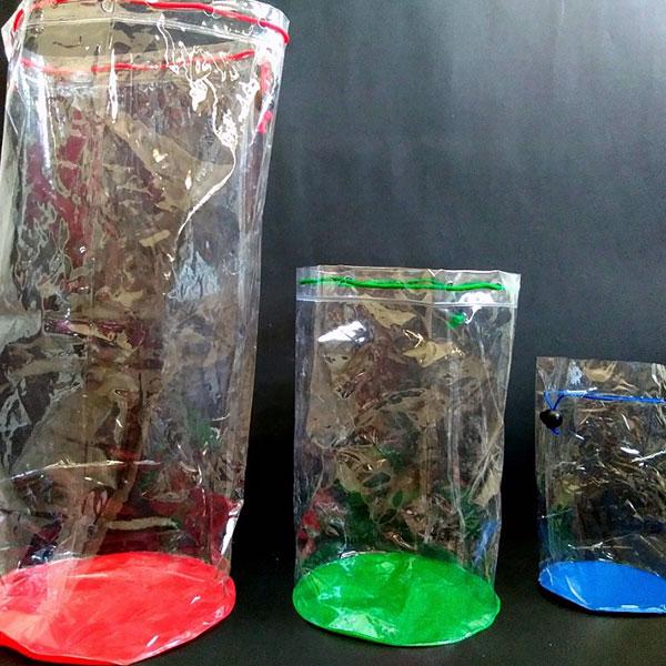 Kemasan Plastik - Kantong Tabung