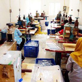 plastic-bag-production